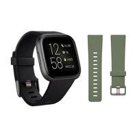 Fitbit Versa 2 Smartwatch with Bonus Bands Deals