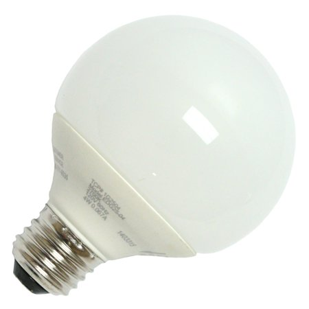 1g2504 globe screw base compact fluorescent light bulb. Black Bedroom Furniture Sets. Home Design Ideas