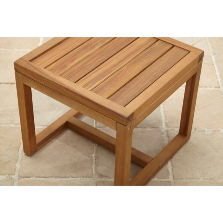 Better Homes and Gardens Davenport Outdoor Side Table ...