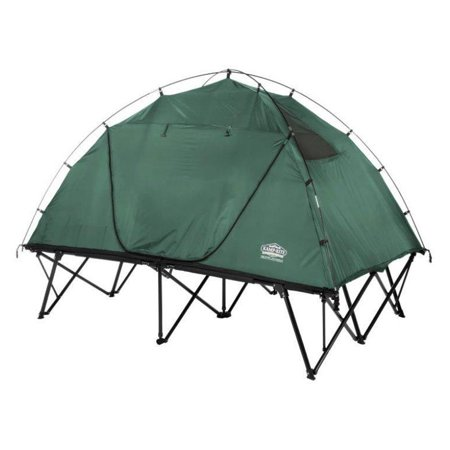 Kamp Rite CTC Double 2-Person Compact Collapsible Backpacking Camping Tent