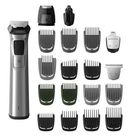 Philips Kit de toilettage avec batterie lithium-ion Découpez et coiffez votre visage, votre tête et votre corps avec 23 pièces - image 1 de 6