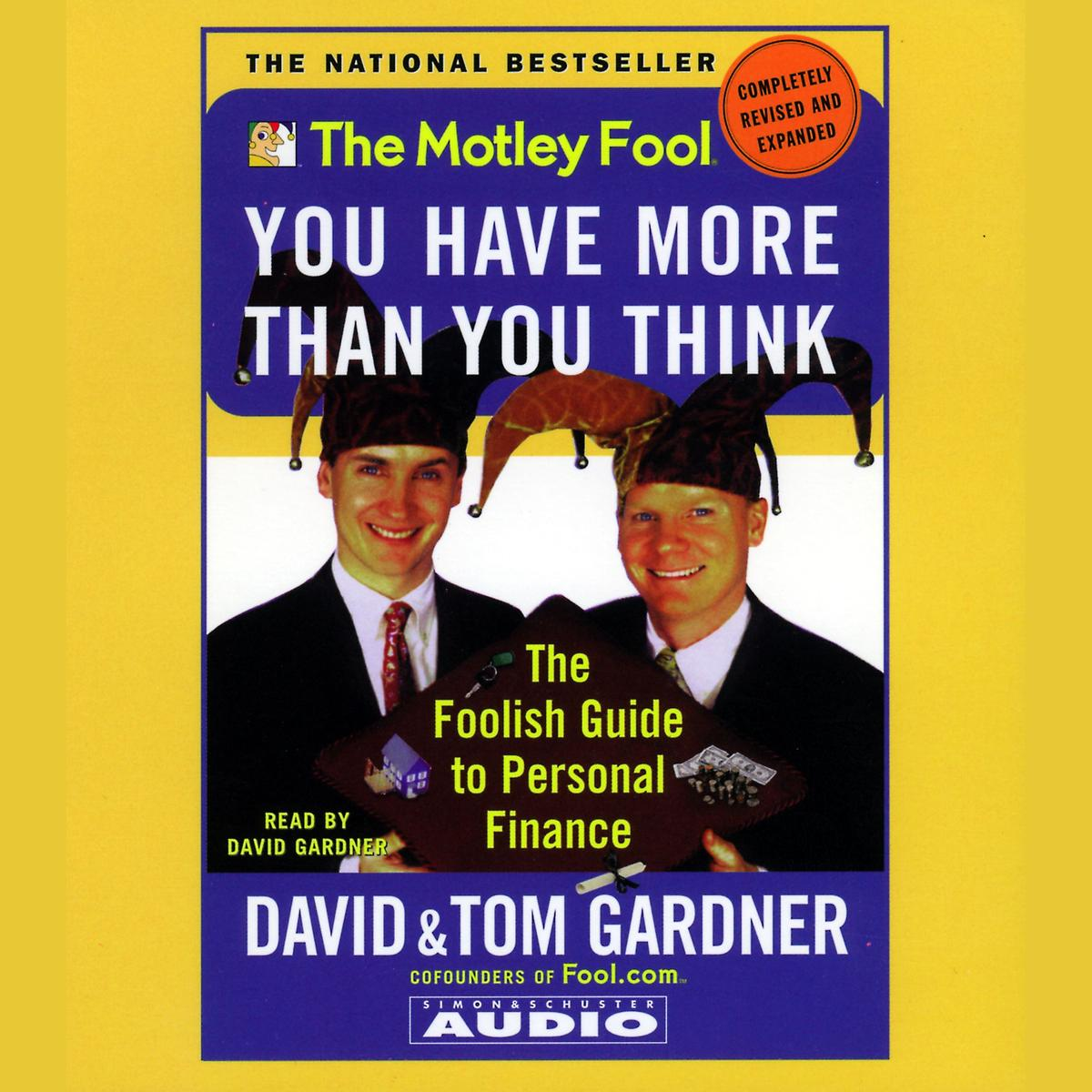 Motley Fool You have More Than You Think - Audiobook