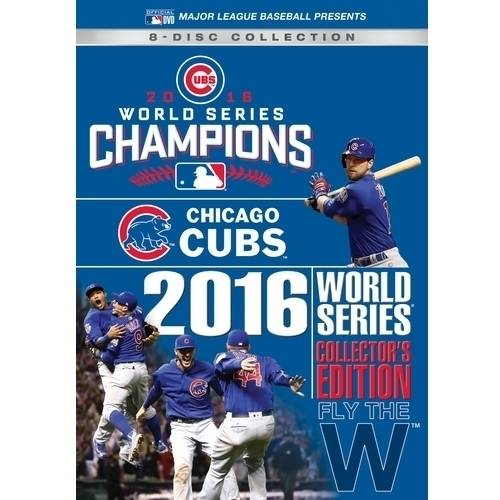 MLB: 2016 World Series (DVD) by Gaiam Americas