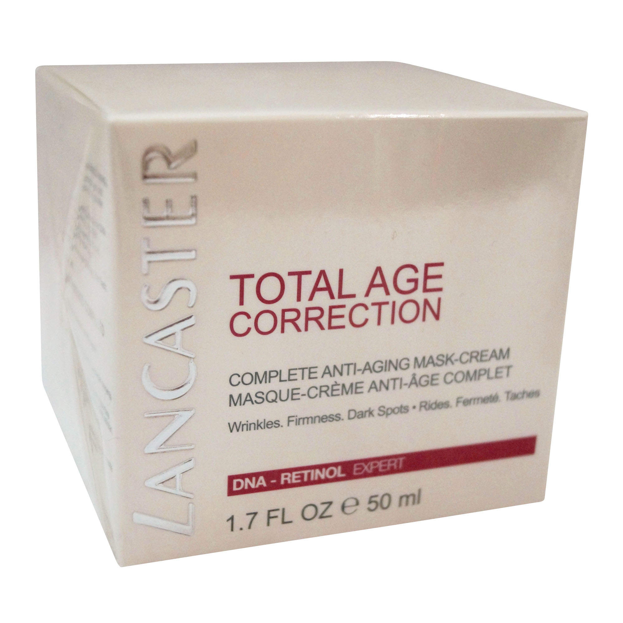 Lancaster Total Age Correction Anti Aging Mask Cream, 50 ml