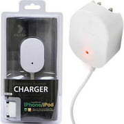 Delton Platinum Home Charger for Apple iPhone 3G/4 (White)