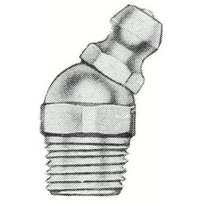 Part 1611-B 1/8  Fitting 30Deg, by Alemite, Single Item, Great Value, New in pac