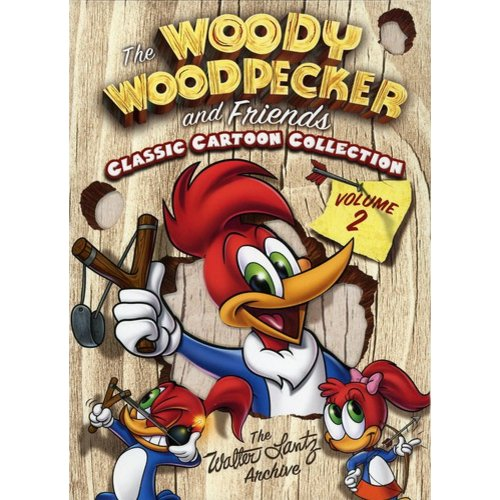 The Woody Woodpecker And Friends Classic Cartoon Collection, Volume 2 (Full Frame)