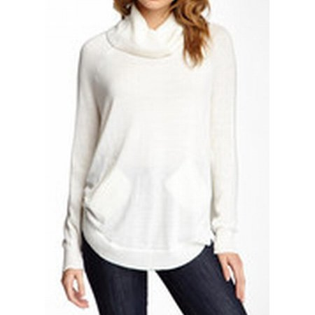Size cowl plus neck sweaters ladies night out