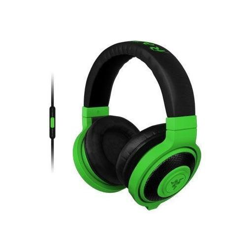 Razer Kraken Mobile Analong Music & Gaming Headset - Neon Green