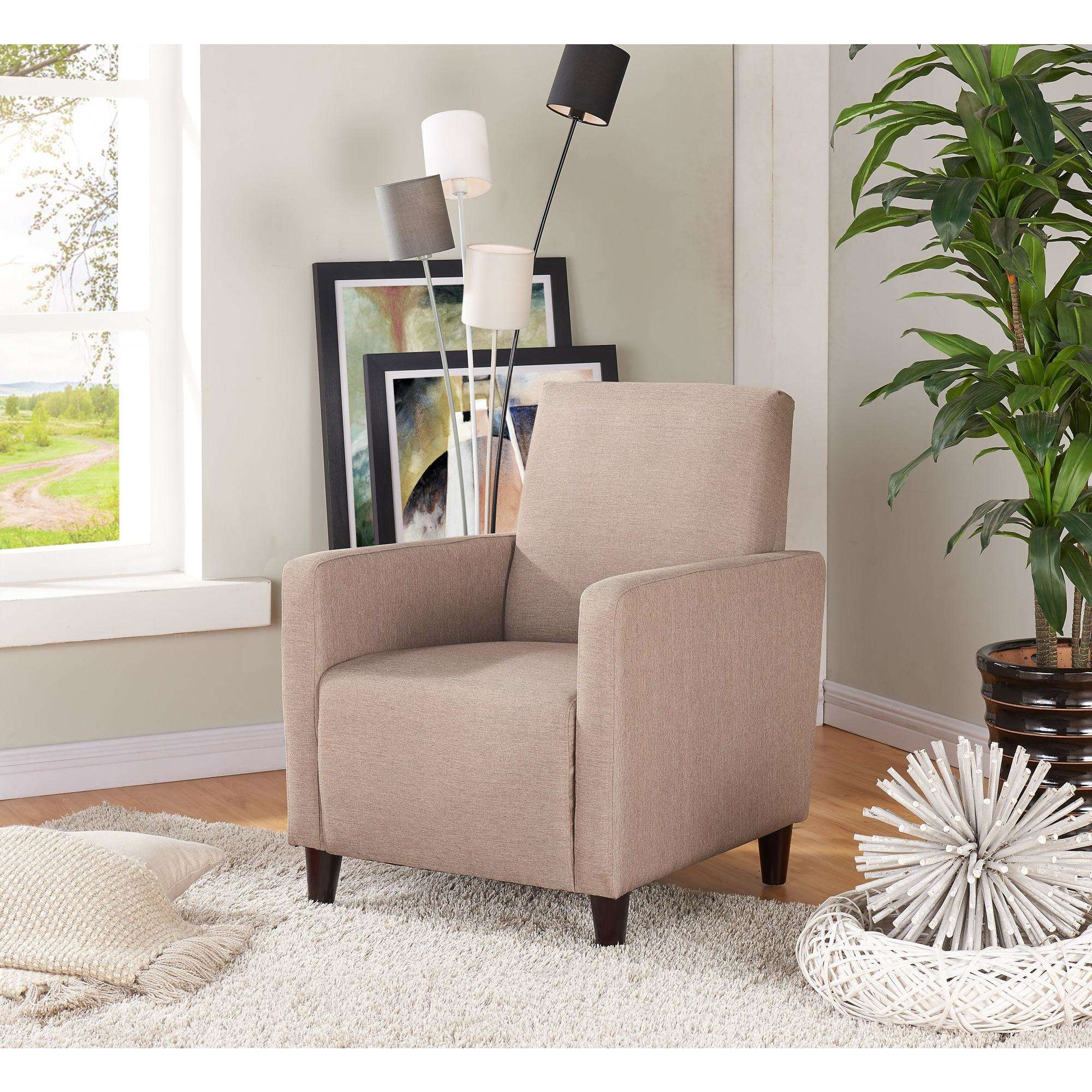 Mainstays Armchair, Multiple Colors by
