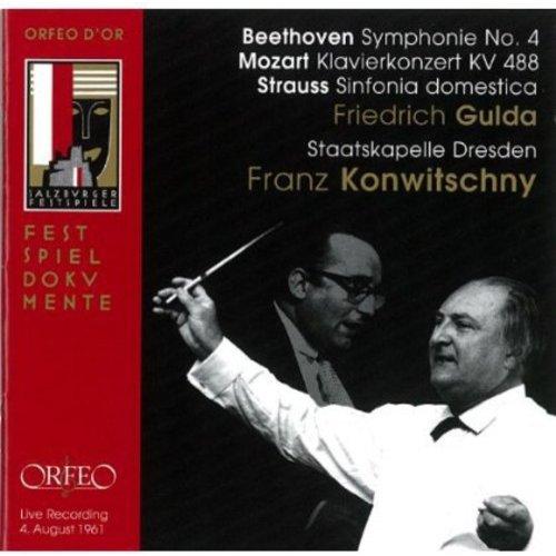 L. Beethoven W.A. Mozard R. Strauss