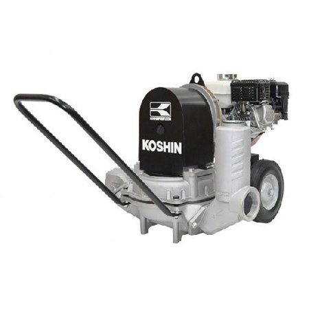 Koshin Kdp 80X 3In Diaphragm Pump 3 5Hp 118Cc Honda Engine Max Output 5280Gph Max Head 25Ft