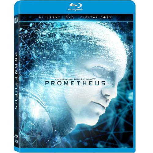 Prometheus (Blu-ray   DVD   Digital Copy) (With INSTAWATCH) (Widescreen)