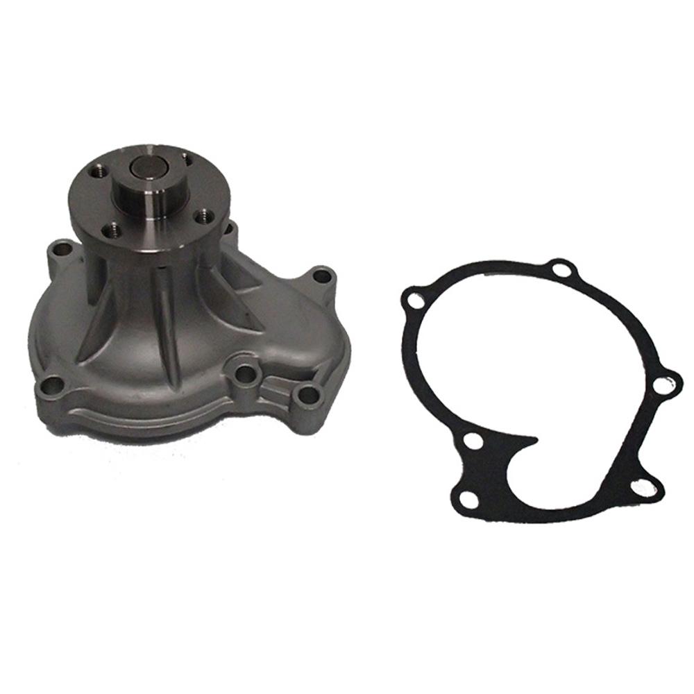 1K011-73034 Water Pump for Kubota SQ-3300 V3300 V3300-E V3300-T V3300-DI Bobcat S750 by Aftermarket Kubota
