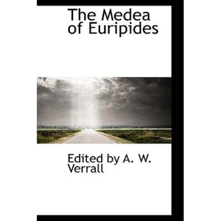 The Medea of Euripides - image 1 of 1