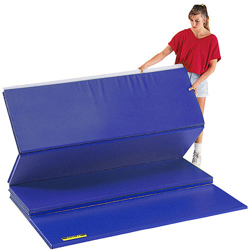 Bonded Foam Mat-End Fasteners, Royal Blue