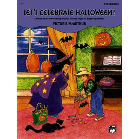 Let's Celebrate Halloween!, Pre-Reading (M-kids Halloween Karaoke)