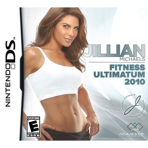 Pocket Trainer 2010 - Jillian Michaels (DS)