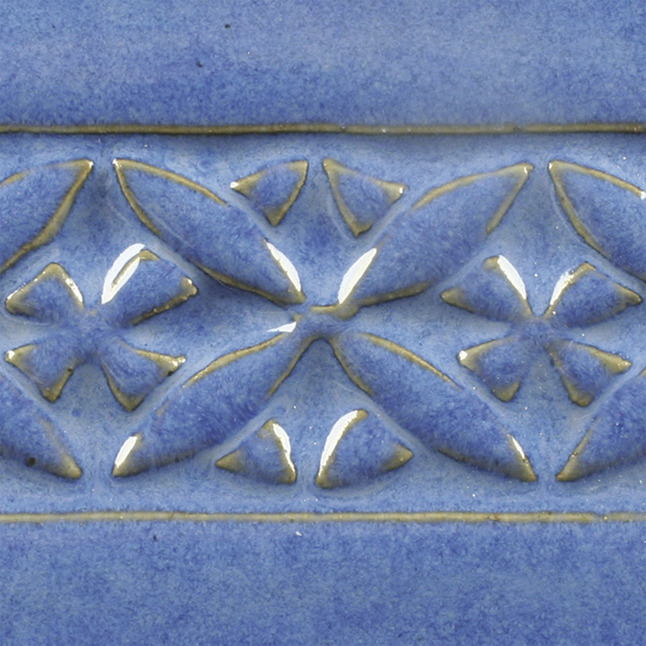 AMACO Potters Choice Lead-Free Non-Toxic Glaze, 1 pt, Indigo Float PC-23