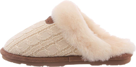 Women's Bearpaw Effie Solids Slipper Economical, stylish, and eye-catching shoes