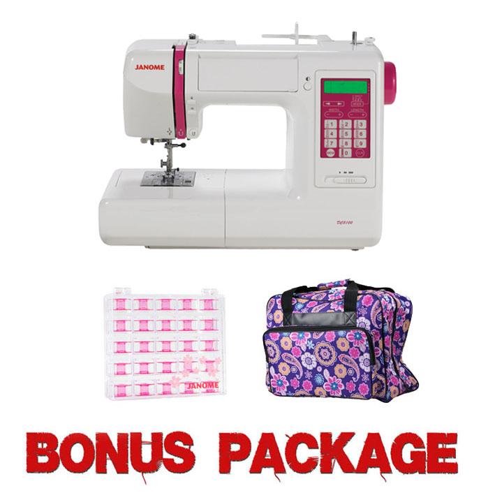 janome dc5100 computerized sewing machine