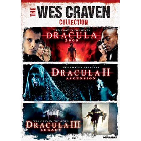 Wes Craven Collection (DVD)](Halloween Museum West Virginia)