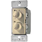 Eaton Wiring Devices RDC15-V-K Fan/Light Control, 4-Speed, Ivory