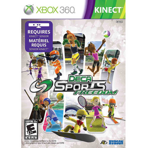 Deca Sports Freedom Kinect  (Xbox 360) - Pre-Owned