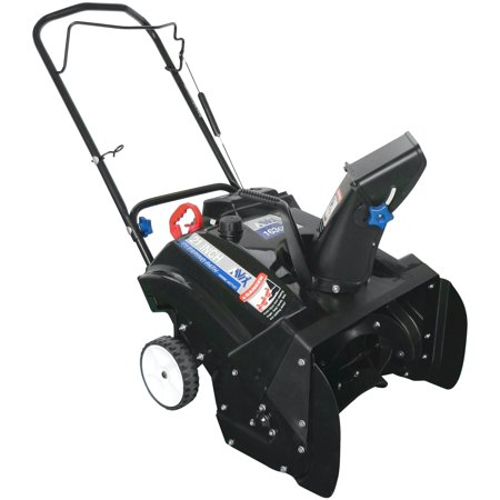 AAVIX AGT1421 21-inch Single Stage Snow Blower with Electric start ()