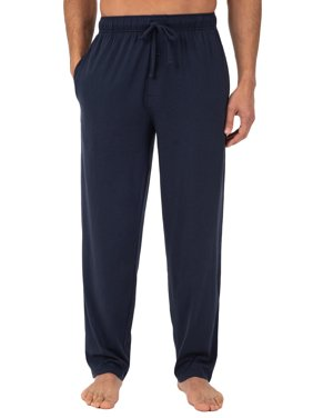 Fruit of the Loom Men's and Big Men's Jersey Knit Pajama Pant