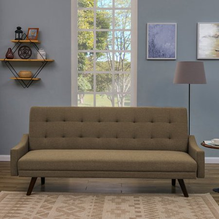 Wrought Studio Cottrill Click Clack Futon Sofa Bed