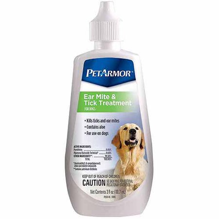 Ear Mite Relief For Dogs
