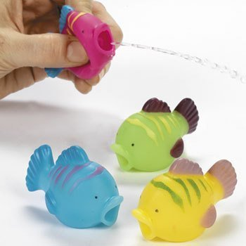 Big Mouth Fish Squirts - Summer & Water Toys