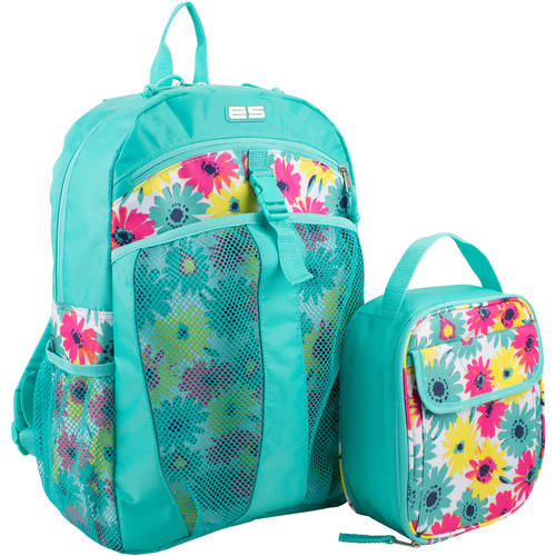 Eastsport Backpack with Bonus Matching Lunch Bag by