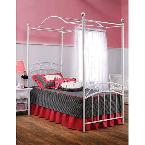 Hillsdale - Emily Twin Bed with Canopy