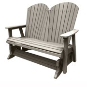 Double Glider by Malibu Outdoor - Hyannis, Sand