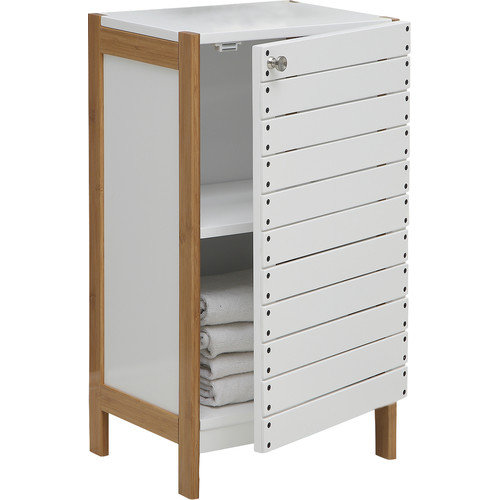 Organize It All Rendition 14.5'' W x 27'' H Free Standing Cabinet