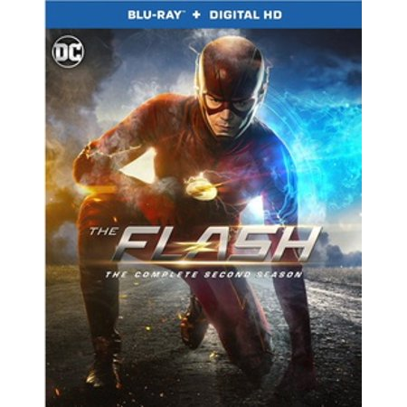 The Flash: The Complete Second Season (Blu-ray) (Ray Flash)