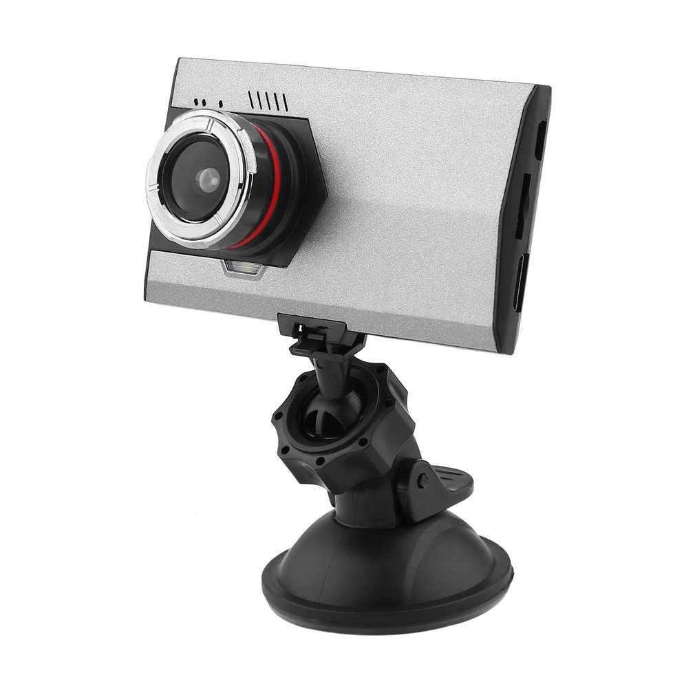 Generic Car Dash CAM HD 1080P 3.0inch Car Tachograph DVR Safe Car Dash IR Night Vision CAM Camera