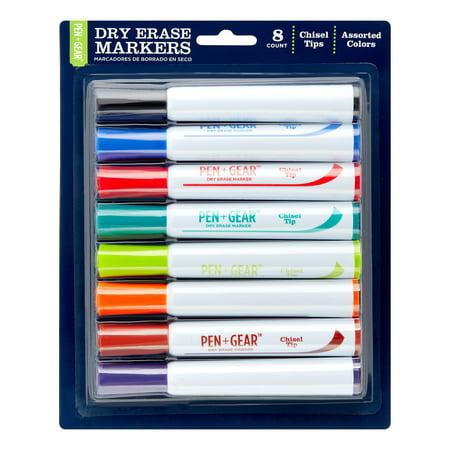 Pen + Gear Chisel Tip Dry-Erase Marker - Halloween Dry Erase Art