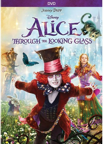 Click here to buy Alice Through The Looking Glass.