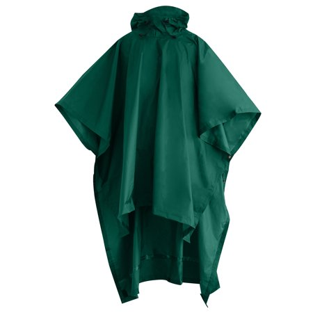 Red Ledge Adult Storm Backpacker Rain Poncho