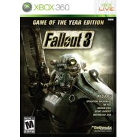 Bethesda Softworks Fallout 3: Game of the Year Edition (Xbox 360)