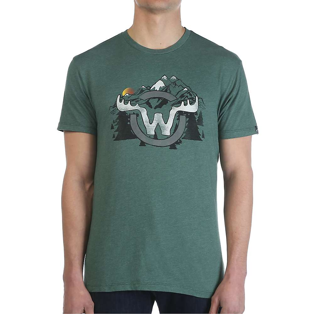 Moosejaw Men's High and Dry Vintage Regs SS Tee