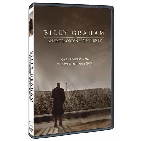 Billy Graham: An Extraordinary Journey (DVD) (Billy Wood Smith)