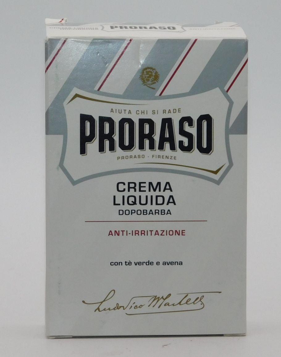 Proraso After Shave Balm, Sensitive Skin, 3.4 fl oz (100 ml)