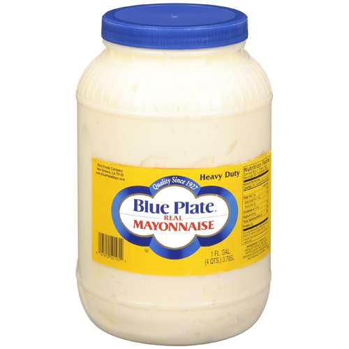 Blue Plate Heavy Duty Real Mayonnaise, 1 gal