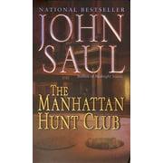 The Manhattan Hunt Club : A Novel