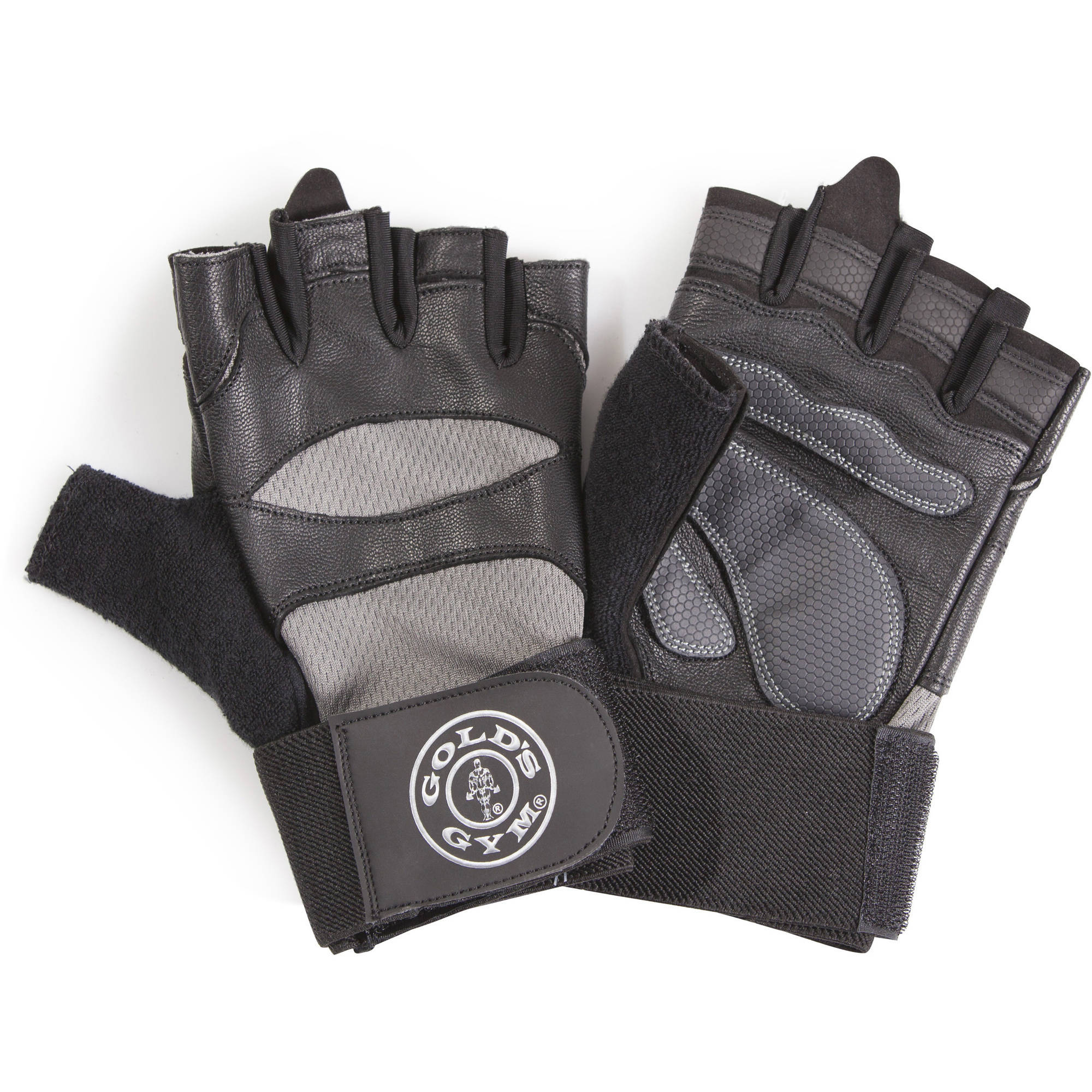 Hand Wrap Gloves Golds Gym Elite Wrist Wrap Gloves Walmartcom