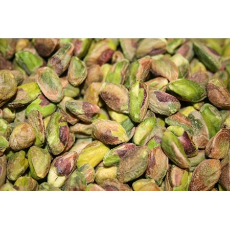 Raw Pistachio (BAYSIDE CANDY PISTACHIOS SHELLED KERNELS RAW UNSALTED, 1LB)